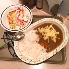 CURRY SHOP ALPSの写真