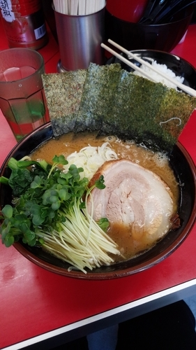 「Ramen with Ultimate Chashu」@田上家の写真