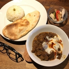 CURRY BAR HENDRIXの写真